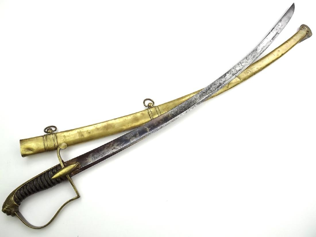 Early 19th C. Napoleonic era French or German Hussar - 2