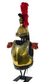 Very Good 19th C. French Grenadier or Cuirassier