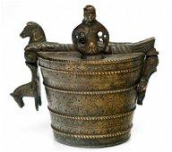 Georg Schuller, A bronze Sixteen Ounce Troy Nest of