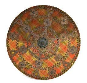 Impressive Scottish TARGE Shield of 17th-18th C. Style