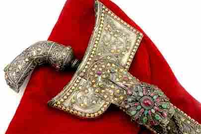Exquisite Indonesian Bugis/Sulawesi KERIS Dagger for