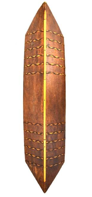 Rare Late 19th-early 20th C. Indonesian Iban or Kenyah