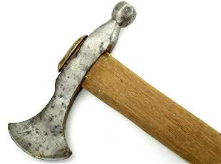 Early Islamic 17th-18th C. Fighting Axe / War Hammer ~