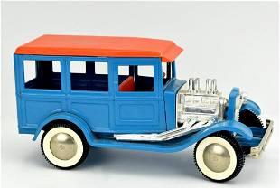 Vintage Buddy L Presse Steel Monster Car