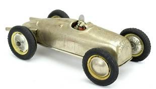 Rare German Audi Tin Race Car c.1920's