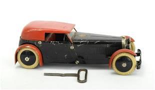 Original Antique Prewar Meccano Motor Car Constructor
