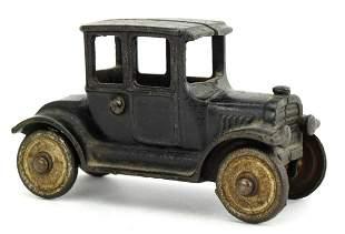 1920 Antique Cast Iron Toy Car A. C. Williams