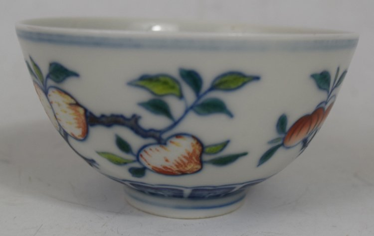 Nice Chinese Decorated Cup