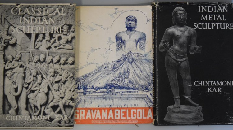 Lot of Twelve books and Journals on India Art - 4
