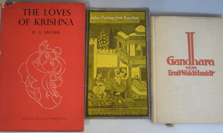 Lot of Twelve books and Journals on India Art - 5