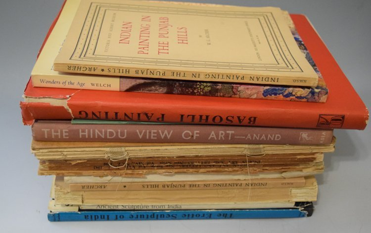 Lot of Ten Book on Middle Eastern Art and History