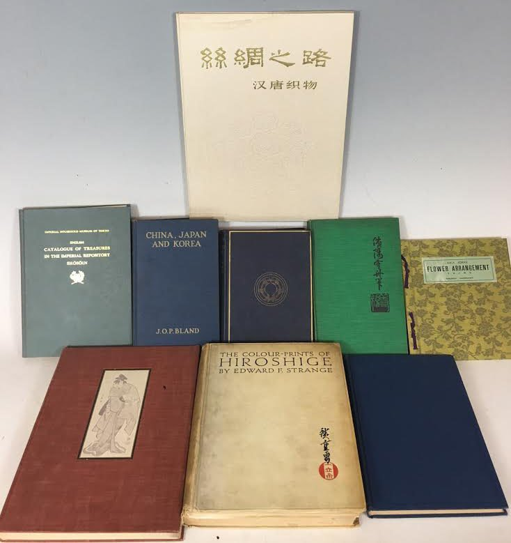 Nine Books on Japanese Art