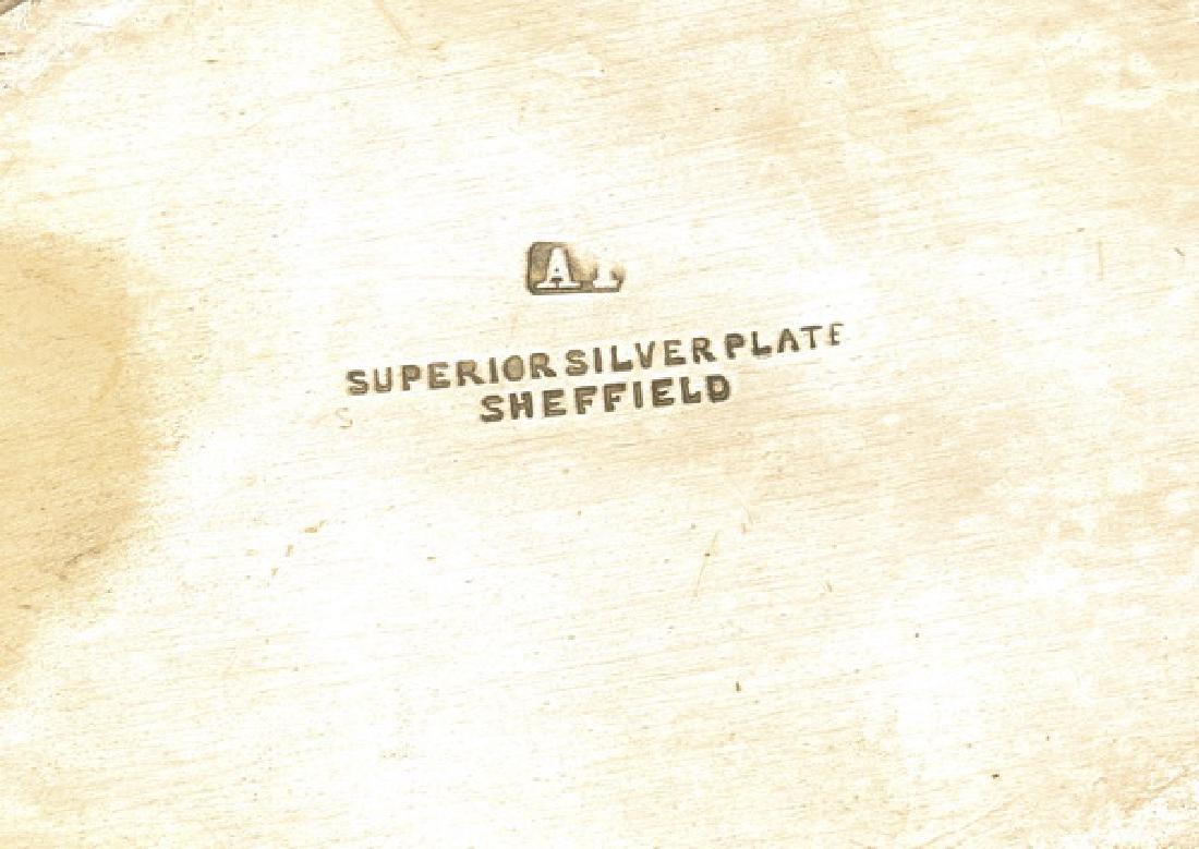 5-Piece Sheffield hot beverage service - 2
