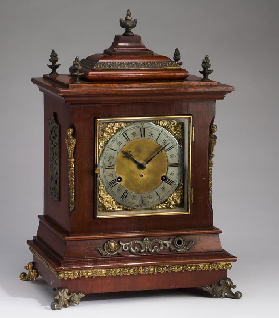 Ca. 1930 New Haven bracket clock, chime no. 3