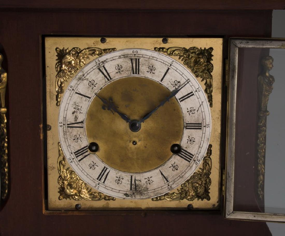 Ca. 1930 New Haven bracket clock, chime no. 3 - 2