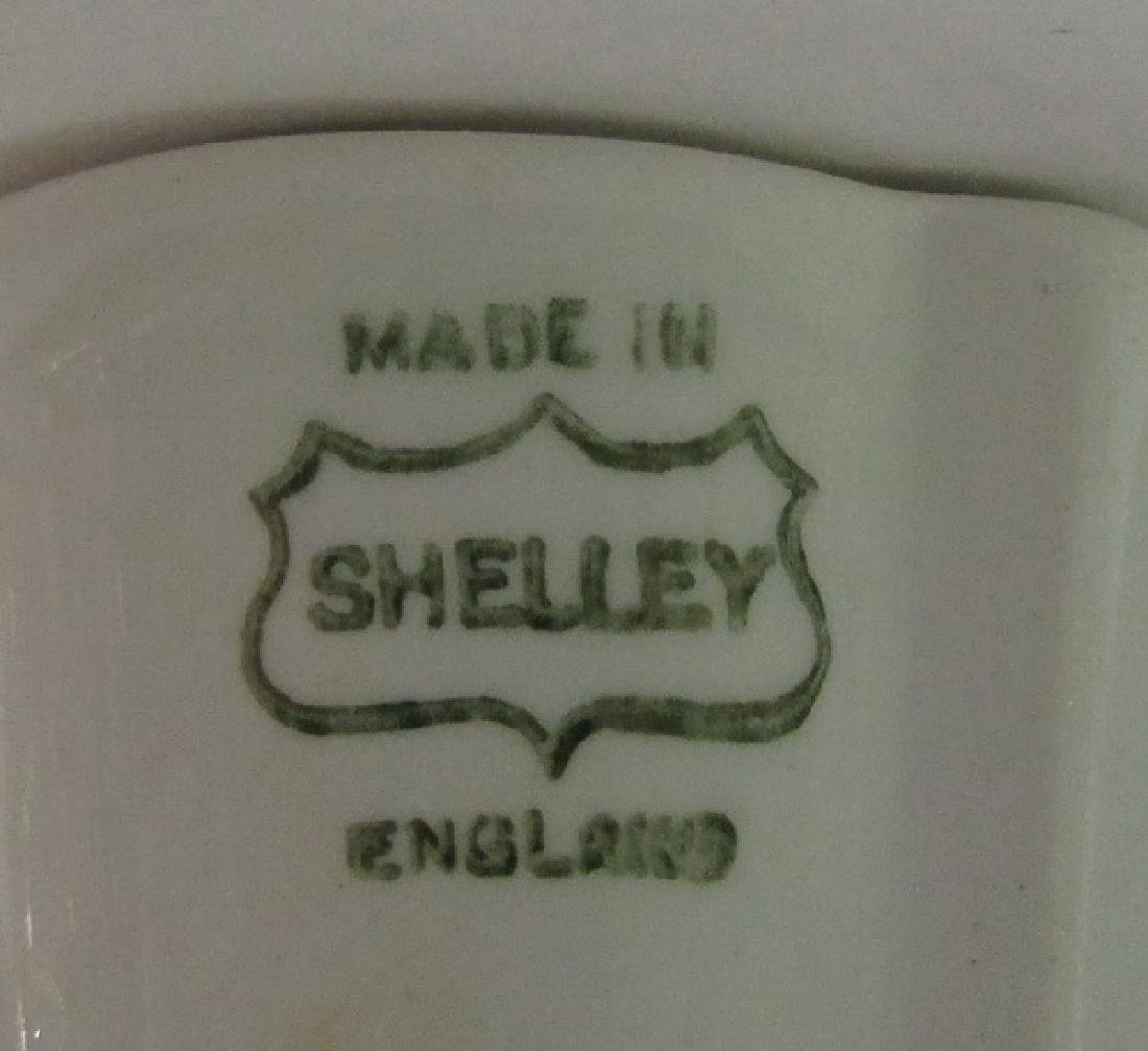 11-Pc. Shelley porcelain jelly molds - 3