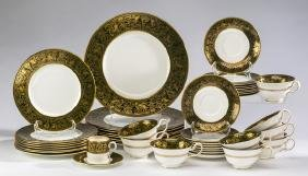 42-Piece Wedgwood 'Florentine' Dinner Service For 8