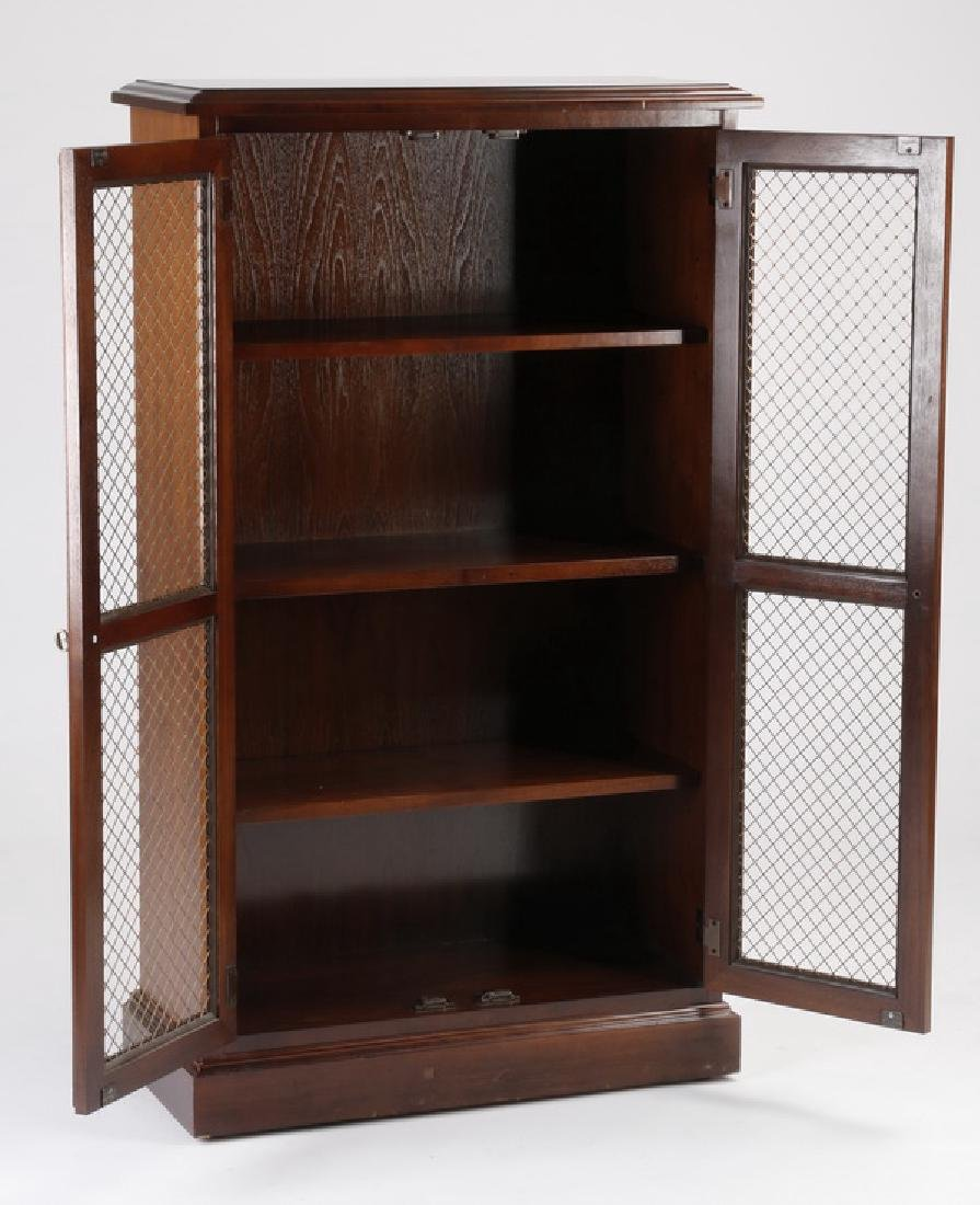 Contemporary petite bookshelf / vitrine - 2