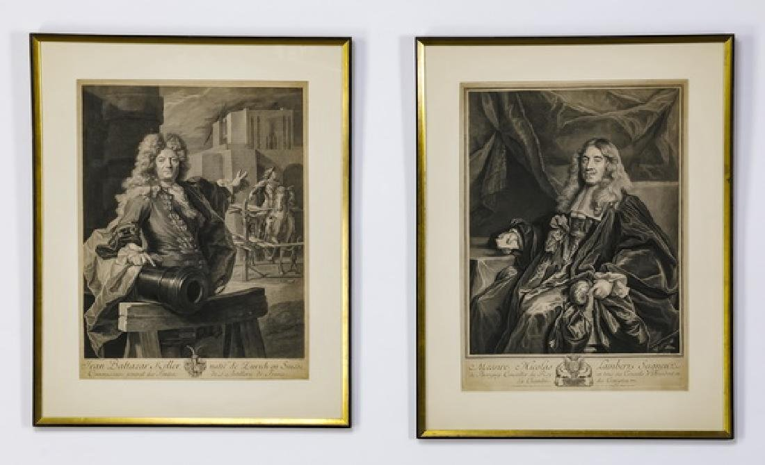 (5) 18th/19th c. Continental military engravings - 6