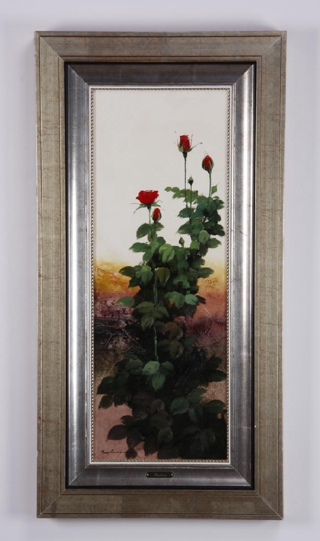Jose Barbera, (Spanish,) signed oil on canvas