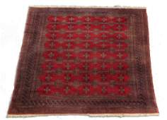 Finely hand knotted Persian wool rug, 9 x 12