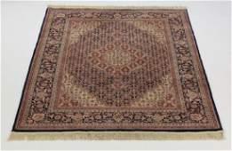 Hand knotted Sino-Tabriz wool carpet, 6 x 8