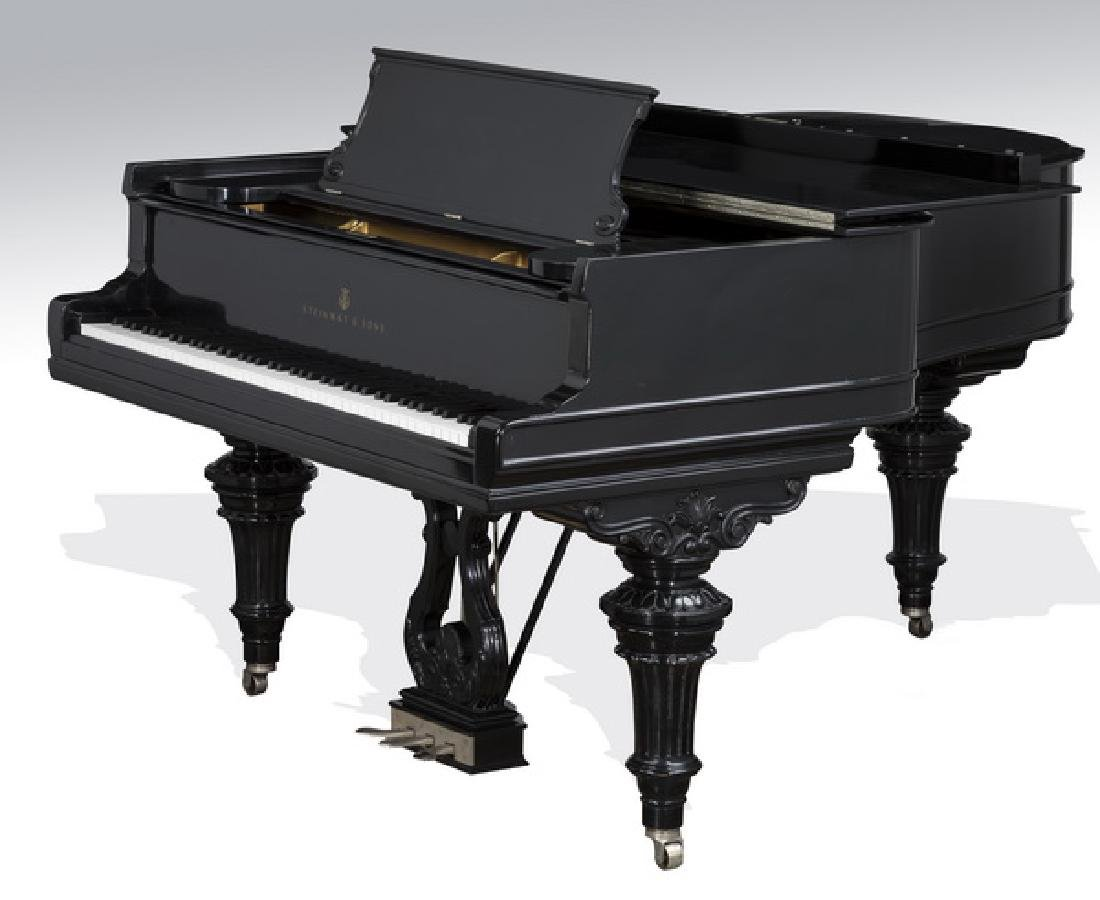Steinway & Sons 'Model A' grand piano, c. 1906 - 2