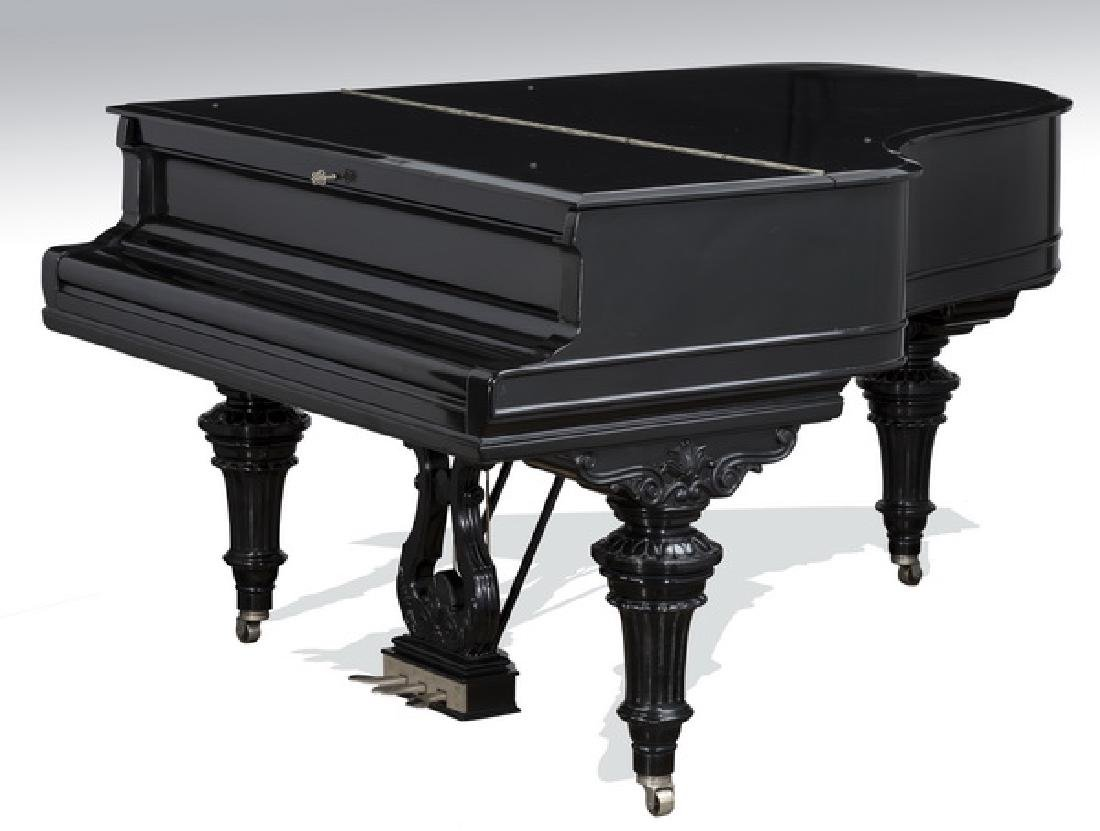 Steinway & Sons 'Model A' grand piano, c. 1906 - 3