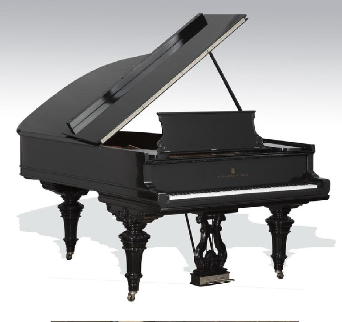 Steinway & Sons 'Model A' grand piano, c. 1906 - 4