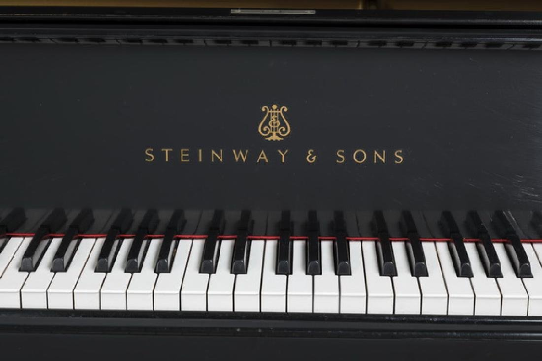 Steinway & Sons 'Model A' grand piano, c. 1906 - 6