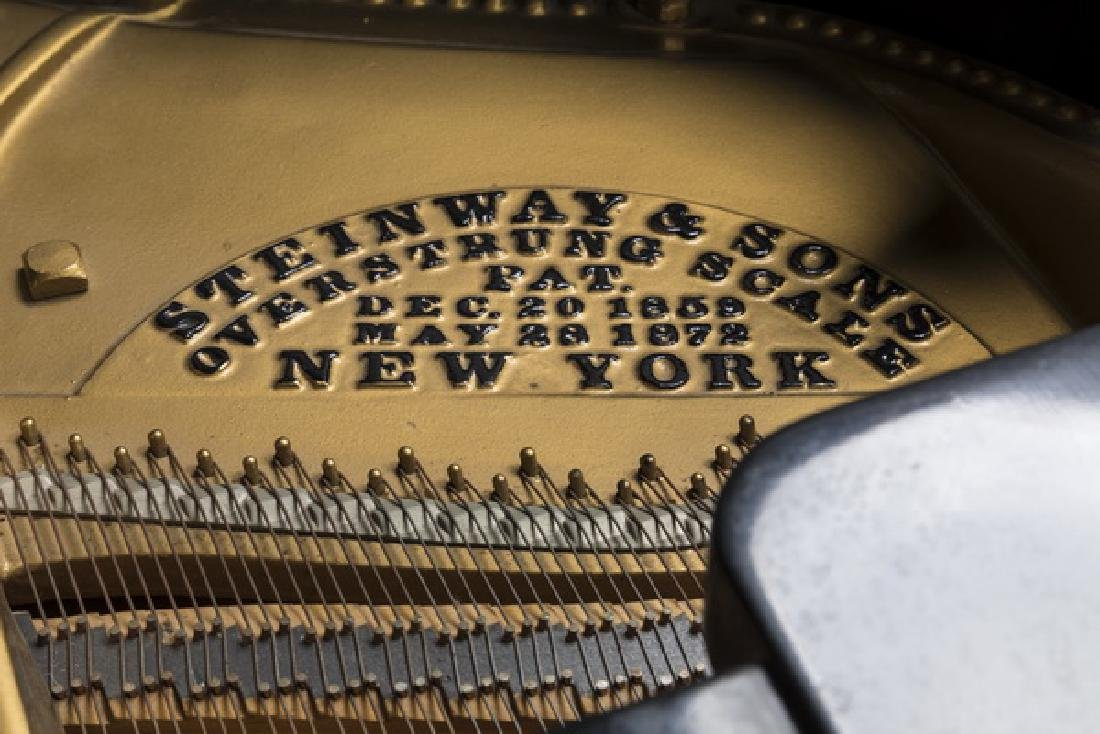 Steinway & Sons 'Model A' grand piano, c. 1906 - 7
