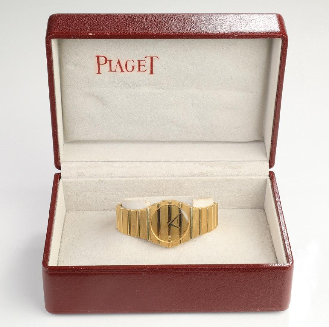 Vintage 18k Piaget Polo  29.5mm watch