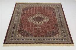 Hand knotted Tabriz wool carpet 6 x 9