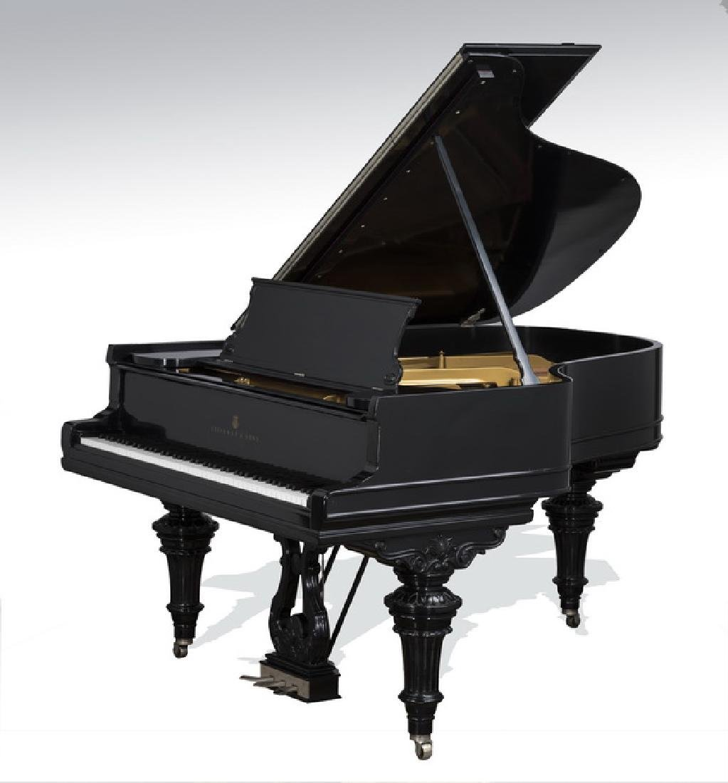 Steinway & Sons 'Model A' grand piano, c. 1906