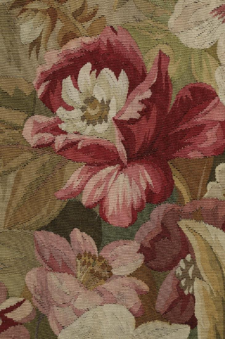 Oversized 19th c. French Aubusson style tapestry - 4