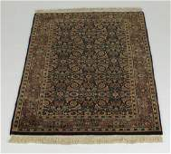 Hand knotted wool IndoPersian carpet