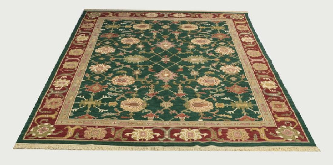 Hand knotted wool carpet, Sultan Abassi design