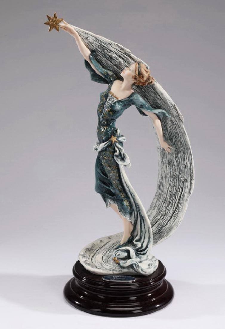 Giuseppe Armani limited edition sculpture, 'Comet'