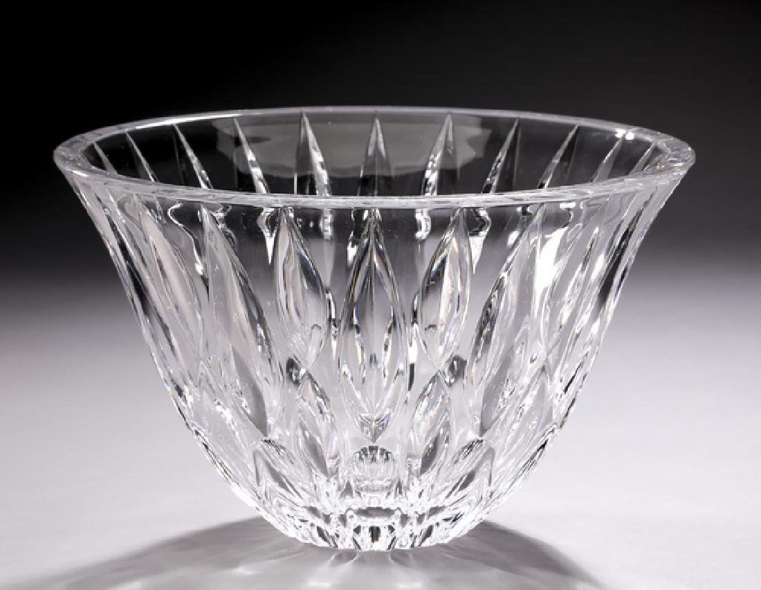 Marquis by Waterford ' Rainfall' crystal bowl