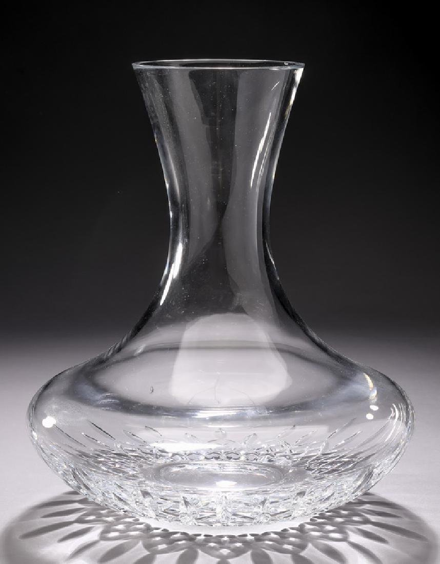 Waterford crystal 'Lismore Essence' wine decanter