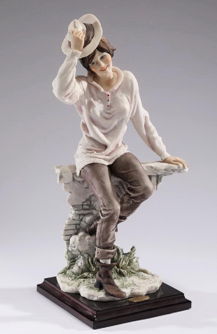 Giuseppe Armani limited edition sculpture, 'Erika'