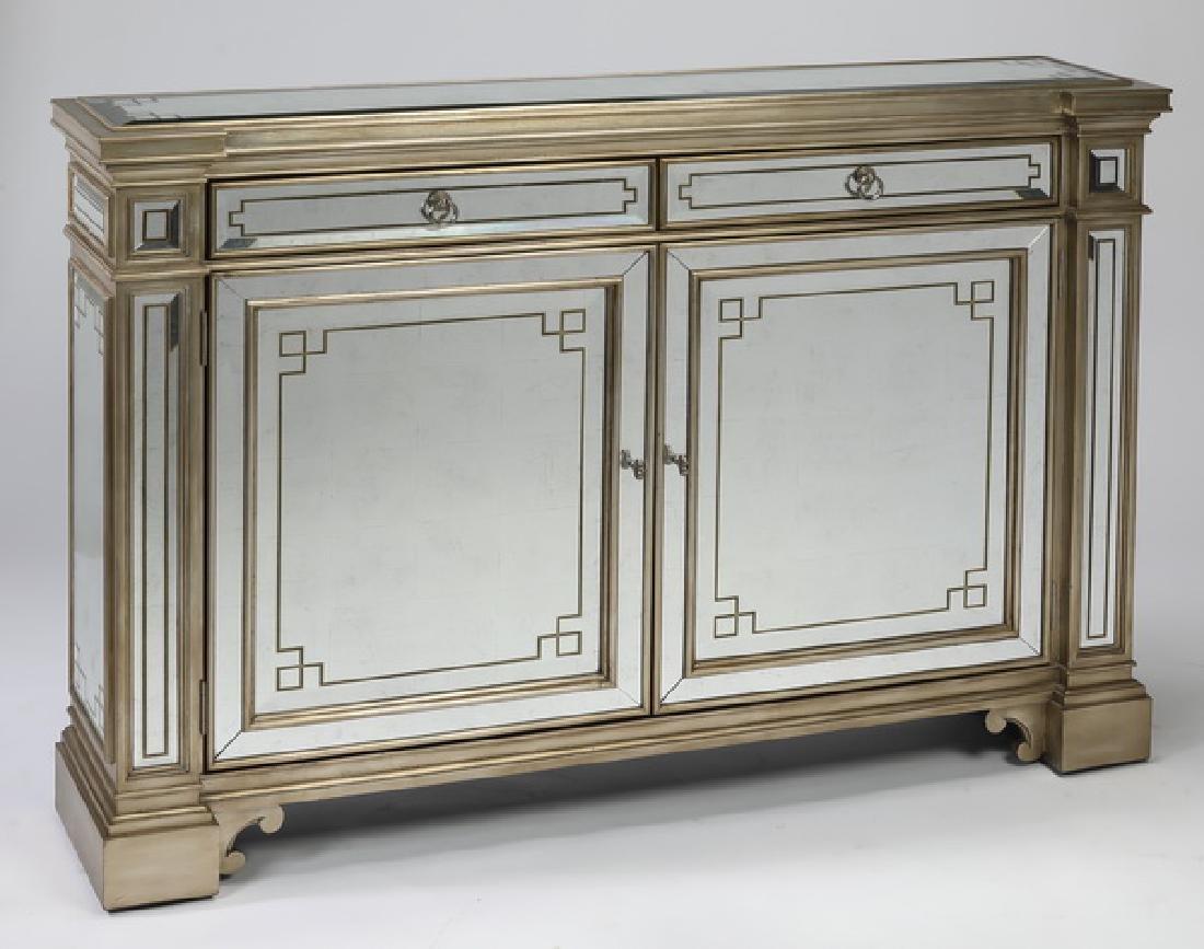 Ferguson Copeland Ltd. contemporary mirrored cabinet