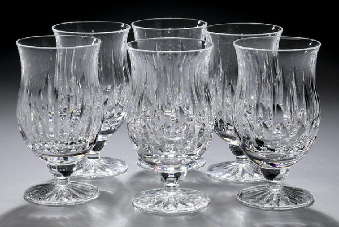 (6) Waterford crystal 'Maureen' punch goblets