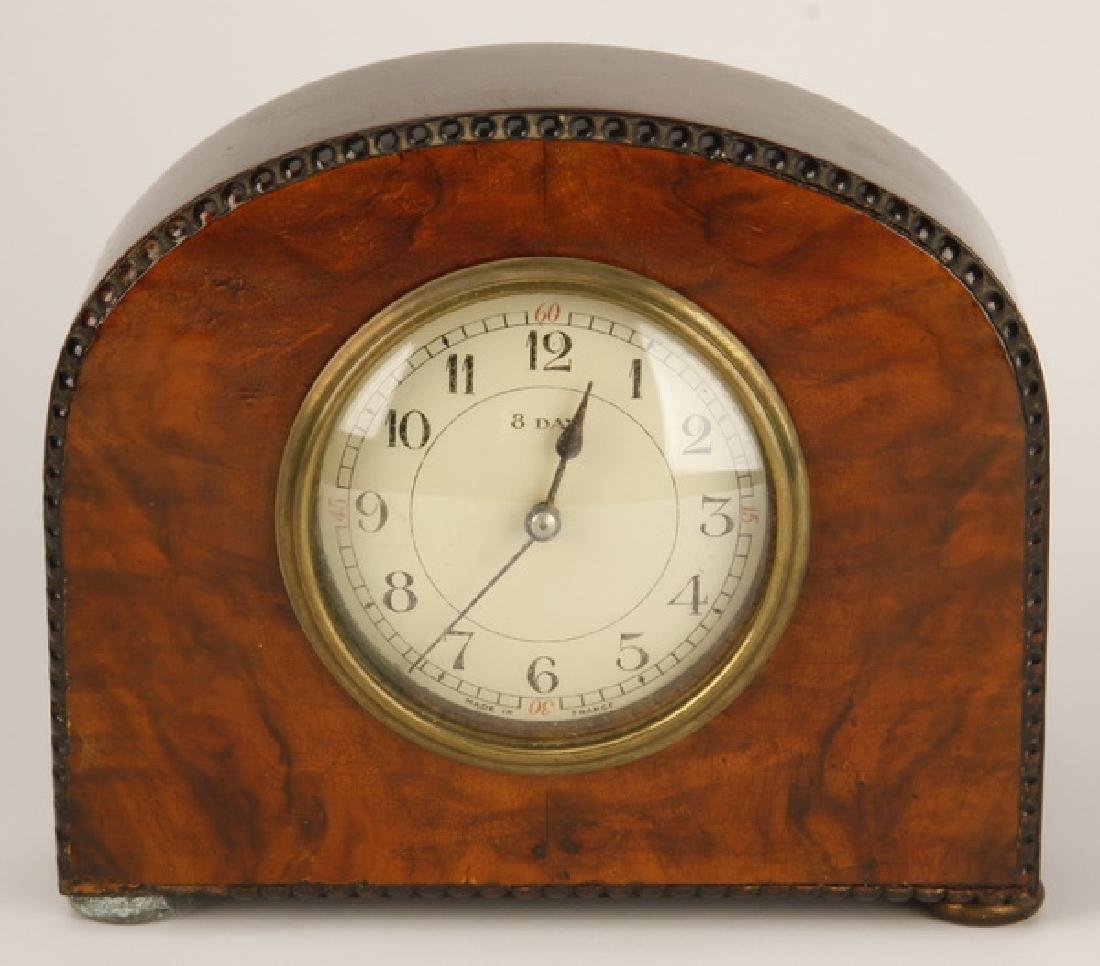 Early 20th c. French Art Deco mantel clock