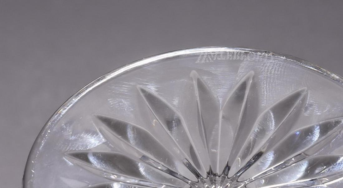 3 pcs. Waterford crystal table accessories - 3