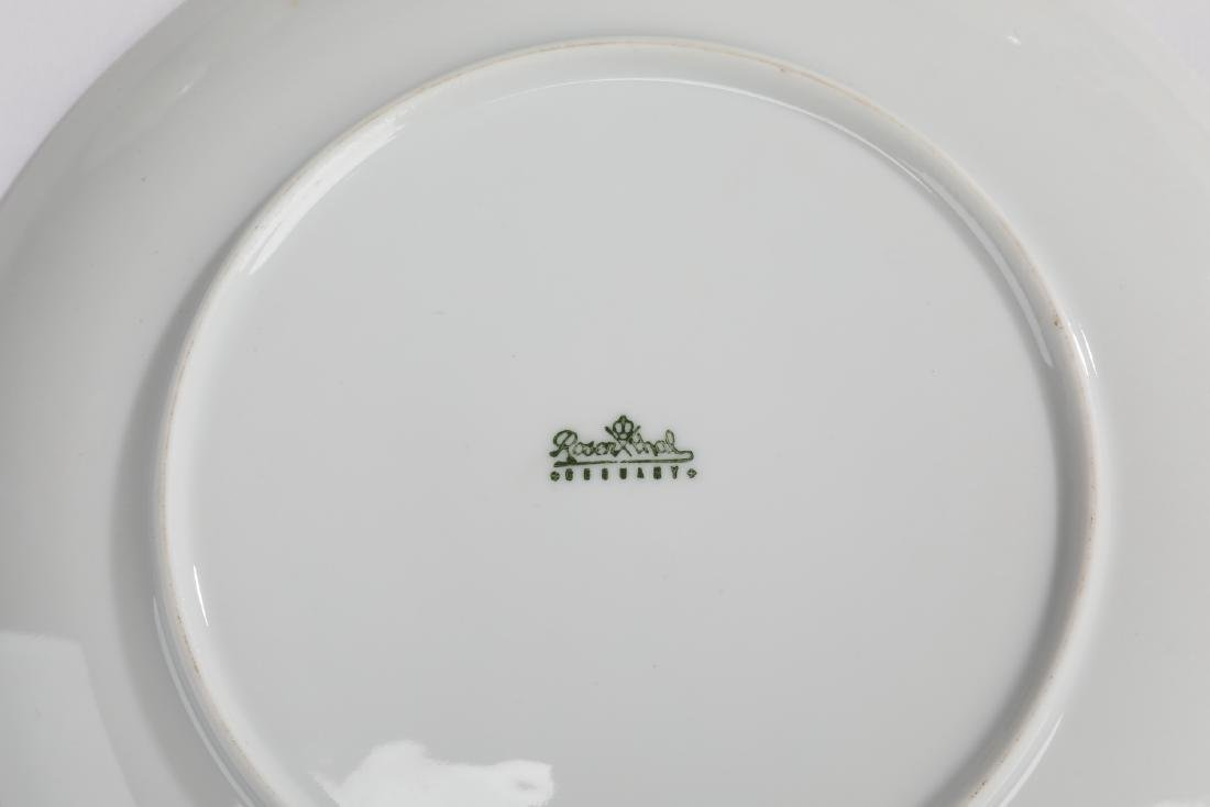 21pc. Rosenthal Studio-line Romanze dessert service - 3