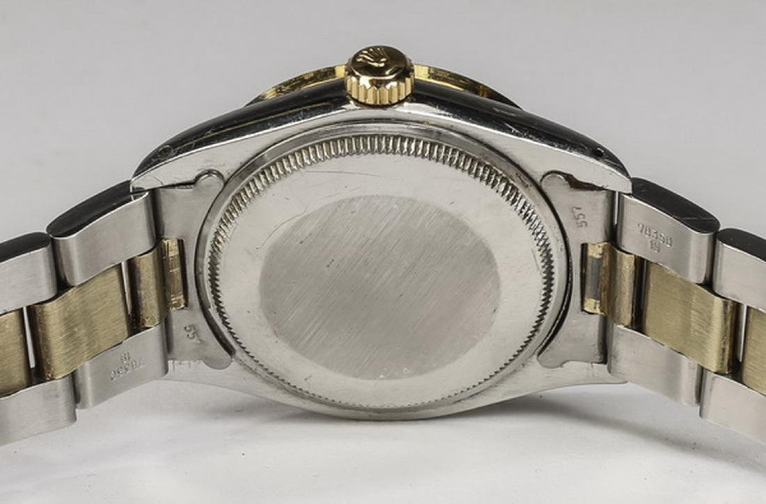 Rolex Oyster Perpetual date,14k & stainless, ca. 1975 - 2