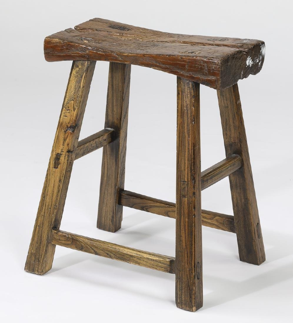 Early 20th c. Chinese stool