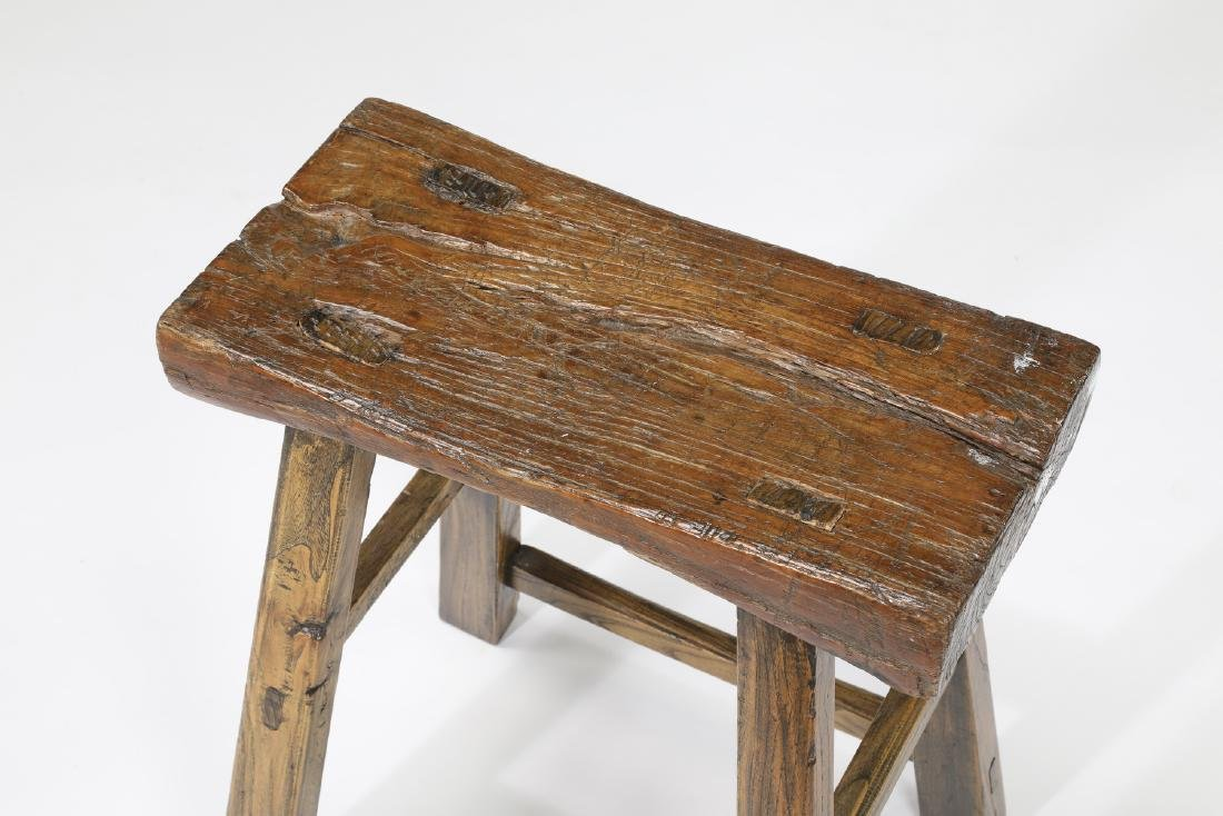 Early 20th c. Chinese stool - 2