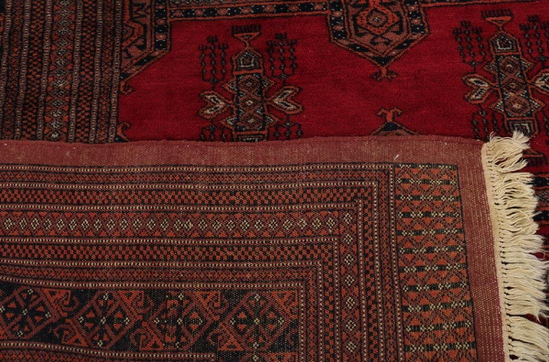 Finely hand knotted Persian wool rug, 9 x 12 - 4